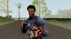 CJ Capitan America