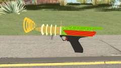 GTA Online (Arena War) Rail Gun