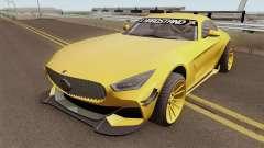 Benefactor Schlagen GT GTA V IVF für GTA San Andreas