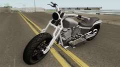 Western Motorcycle Wolfsbane GTA V