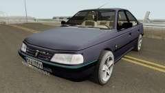 IKCO Peugeot 405 GLX für GTA San Andreas