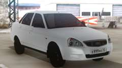 Lada Priora White für GTA San Andreas