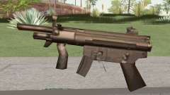 MP5 From GTA Vice City