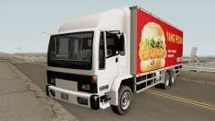 DFT 30 McDonalds Malaysia Spicy Chicken McDeluxe für GTA San Andreas