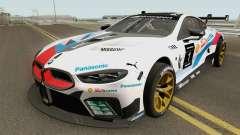 BMW M8 GTE 2018 HQ pour GTA San Andreas
