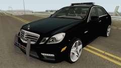 Mercedes-Benz E63 AMG Magyar Rendorseg für GTA San Andreas