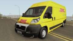 Peugeot Boxer DHL pour GTA San Andreas