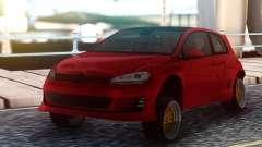 Volkswagen Pandem Golf GTI 2014 für GTA San Andreas