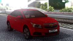 Chevrolet Cruze Red pour GTA San Andreas