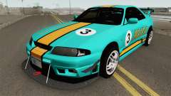 Nissan Skyline GT-R R33 1996