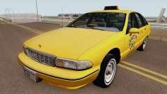 Chevrolet Caprice 1991 Taxi