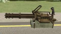 M-134 Minigun Desert Ops Camo