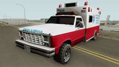 Ambulance From 70s