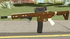 GTA Online: Carbine Rifle Mk.II Fruitcake