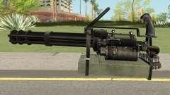 M-134 Minigun Black Ops Camo