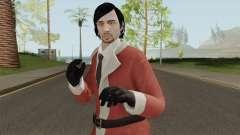 GTA Online Christmas Skin 1 pour GTA San Andreas