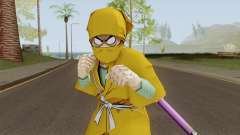 Ninja Dbz Revenge of King Piccolo pour GTA San Andreas