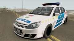 Opel Astra H Magyar Rendorseg