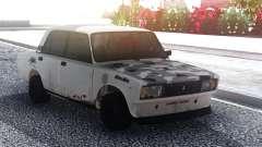 VAZ 2105 Camouflage pour GTA San Andreas