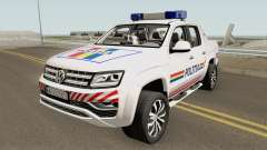Volkswagen Amarok V6 - Politia Romana 2018