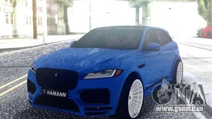 Jaguar F-Pace Hamann pour GTA San Andreas