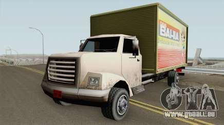 Yankee Service Truck TCGTABR für GTA San Andreas