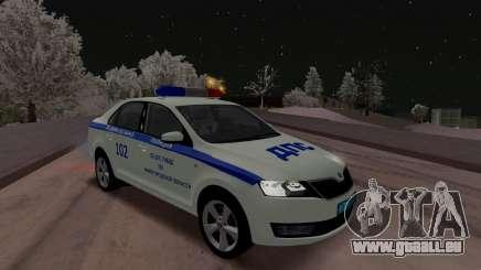 Skoda Rapid DPS für GTA San Andreas
