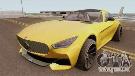 Benefactor Schlagen GTR GTA V IVF pour GTA San Andreas