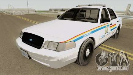 Ford Crown Victoria 2011 SASP RCPM für GTA San Andreas