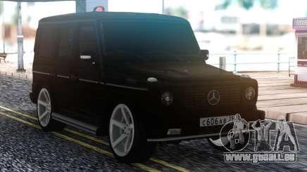 Mercedes-Benz G-class pour GTA San Andreas