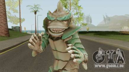 Half Fish-Man Or Moat Monster pour GTA San Andreas
