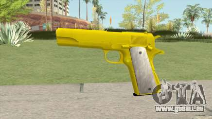 COLT M1911 Gold pour GTA San Andreas