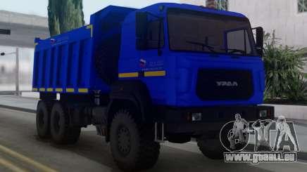 Ural 6370К-0121-30Е5 für GTA San Andreas