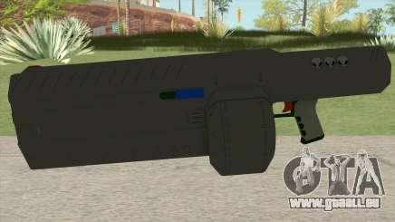 GTA Online (Arena War) Rifle pour GTA San Andreas