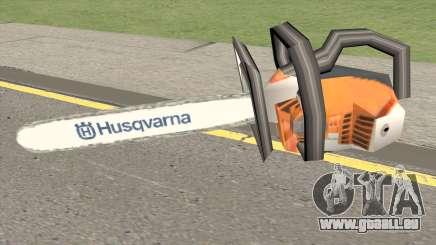 Chainsaw Husqvarna für GTA San Andreas
