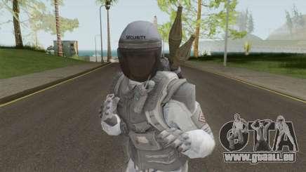 Grenade Thrower (Warface) pour GTA San Andreas