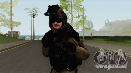 Sniper From Squad Night Tiger (Warface) pour GTA San Andreas