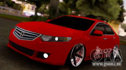 Honda Accord Red pour GTA San Andreas