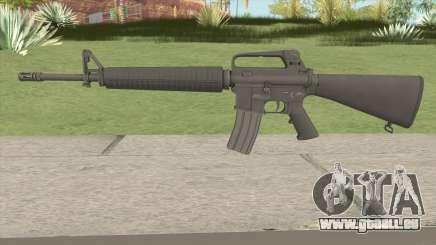M16A2 HQ pour GTA San Andreas