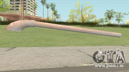 Iron Rust Water Pipe pour GTA San Andreas