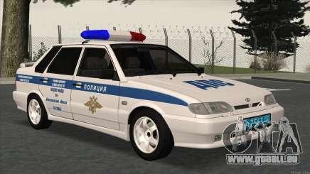 2115 SUR LA POLICE DE LA CIRCULATION pour GTA San Andreas
