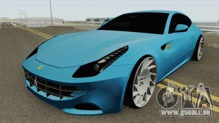 Ferrari FF SlowDesign 2011 für GTA San Andreas