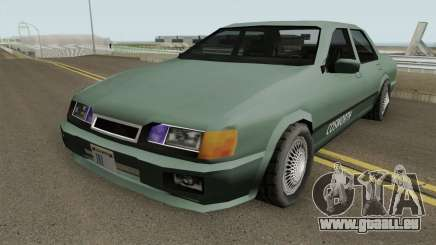 Ford Sierra Low-Poly pour GTA San Andreas