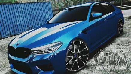 BMW M5 F90 für GTA 4