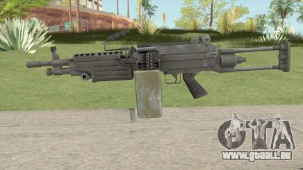 M249 (VAGANCIA) pour GTA San Andreas