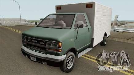 Brute BoxCar GTA V pour GTA San Andreas