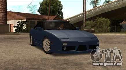 1998 Nissan 180SX Type X pour GTA San Andreas