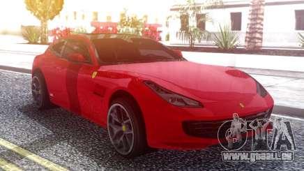 Ferrari GTC4 Lusso pour GTA San Andreas