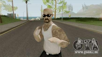 El Corona 13 Skin 3 pour GTA San Andreas