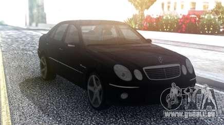 Mercedes-Benz E55 AMG W211 pour GTA San Andreas